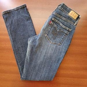 Levi's 525 Perfect Waist Straight Leg EUC